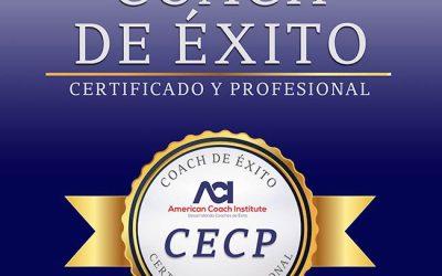 Curso completo: Certificación como Coach de Exito Profesional